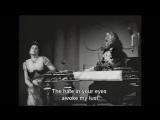 George London Renata Tebaldi La povera mia cena Tosca 1961