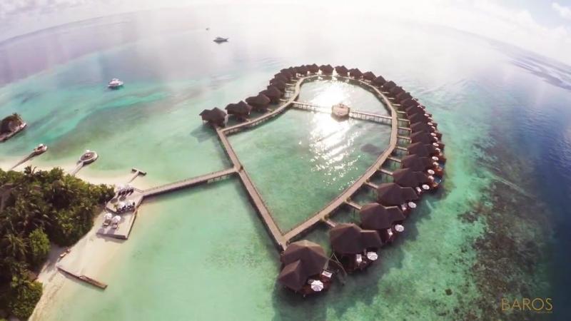 BAROS MALDIVES 5*. ФАНТАЗИЯ ТРЕВЕЛ – 048-704-10-90! Путешествия и морские круизы по всему миру! (Видео 126)