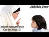 Abdulloh domla-Hotinni Onadan ustun qoyish oqibati!!! Klip 2016