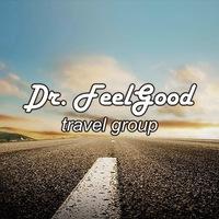 Логотип Автобусные туры от компании Dr.Feelgood