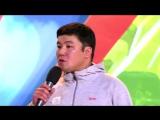 Турсынбек Астана KZ Казахи HD КВН Летний кубок 2013