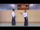 Nishio Sensei bokken suburi 1994