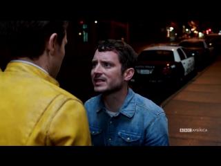 Холистическое детективное агентство Дирка Джентли / Dirk Gently's Holistic Detective Agency.1 сезон.Трейлер (2016) [1080p]