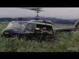 UH-1 Huey Helicopter in Vietnam - Rolling Stones Gimme Shelter HD