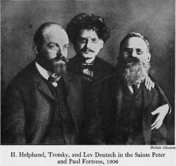«Идеи Троцкого и Парвуса актуальны и востребованы
