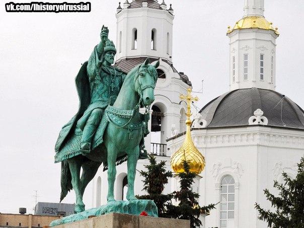 Монумент Ивану IV Васильевичу (Грозному) в Орле