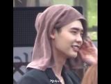 """Videos FanCam- [10.07.16] LeeJongSuk @ """"W-Two Worlds"""" Filming Set 18)"""