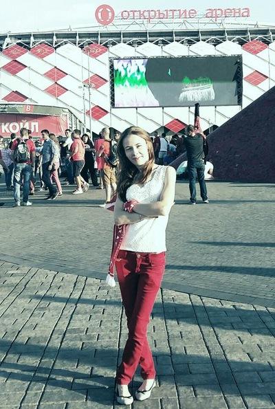 Анастасия Зайкова-Губанова