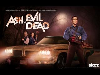 Эш против Зловещих мертвецов / Ash vs Evil Dead 1 сезон - Трейлер [Кубик в Кубе]