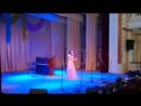 Шклярова Алиса песня из репертуара Уитни Хьюстон