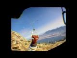 Прыжок с парашютом в gta5 в очках виртуальной реальности (игры гта 5 майнкрафт call of duty очки vr стрим  порно лесной приколы