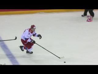 Сборная Латвии - Олимпийская сборная России -0:5