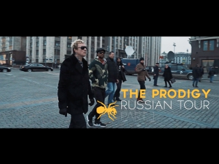 The Prodigy – The Day Is My Enemy (Live in Russia)