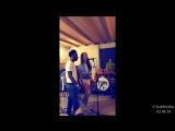 J-Gabbersha - cover on Papa Wemba Image by Zava Matotra (rehearsal)