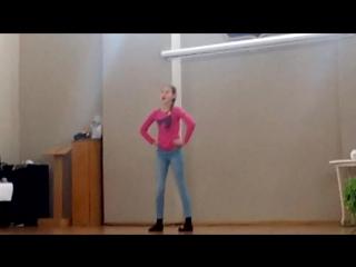танец Ульяны