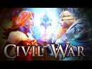 Civil War - Dota 2 Short Film Contest 2016