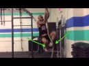 Rope Climb for Muay Thai Conditioning