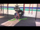 How to Perform a Medicine Ball Thruster Muay Thai Conditioning