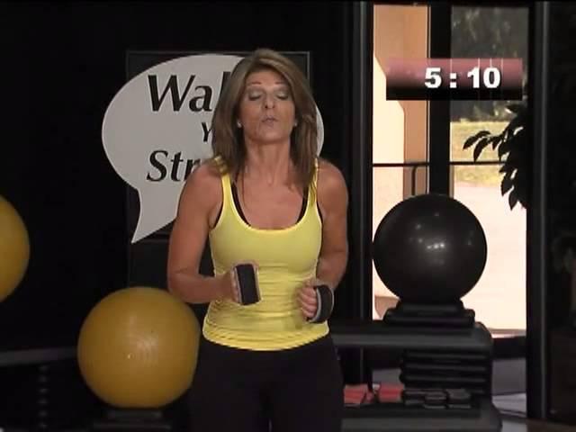 Burn Body Fat 1 Mile | Leslie Sansone's Walk at Home