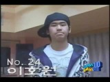 [PRE-DEBUT] Hoya with his crew - JYP Audition 2008 / هويا مع مجموعته