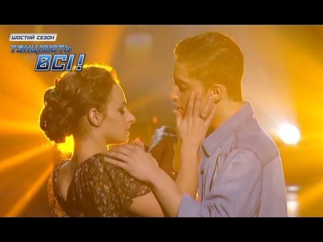 Алиса Доценко и Антон Пануфник - Гала-концерт - Танцуют все 6 - 27.12.2013