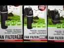 AQUAEL FAN FILTER MINI PLUS Отличный фильтр для небольшого аквариума