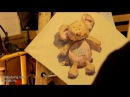 Этюд несложного предмета - Обучение живописи. Масло. Введение, 7 серия