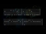 Witcher Music - Belive (Full Tab for One Guitar) Tabs Gtp Fingersyle Soundtrack How to Play