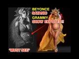 BEYONCE'S 59TH GRAMMY SATANIC ILLUMINATI PERFORMANCE EXPOSED MUST SEE