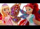 Winx Club - Новые куклы Winx Тайникс! Распаковка новых игрушек для девочек все феи Винкс
