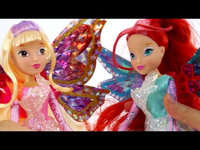 Winx Club - Новые куклы Winx Тайникс! | Распаковка новых игрушек для девочек все феи Винкс » Freewka.com - Смотреть онлайн в хорощем качестве