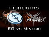 EG vs Mineski Manila Major Highlights Dota 2