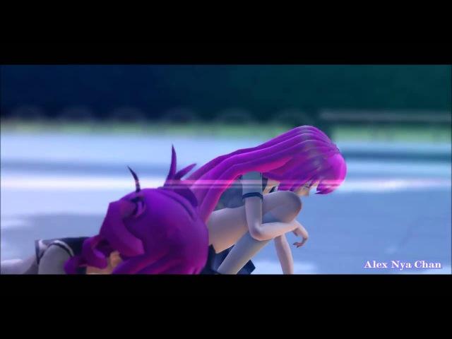 [MMDxYanSim] Meg Dia - Monster [Christoffer H Electro remix] [Friendship]