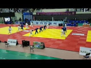 Judo in Korea