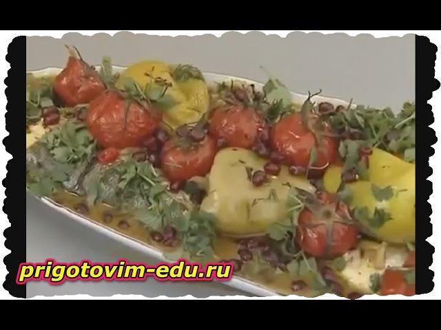 Как приготовить Рыбу буглама Сталик Ханкишиев Казан мангал HD