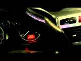 Peugeot 307 лобовое стекло XYG (работа датчиков)