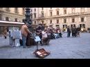 Piazza De Republica , Firenze, Italy.