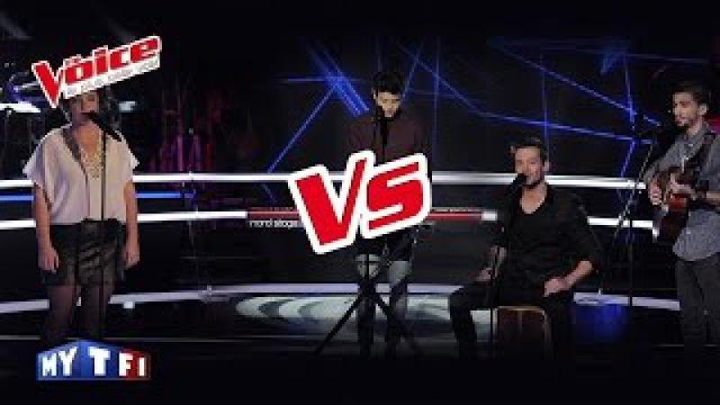 The Voice 2016   Arcadian VS Mauranne - Open Season Une autre saison (Josef Salvat)   Battle