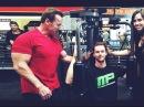 Arnold Schwarzenegger 70 Years Old Workout | BODYBUILDING