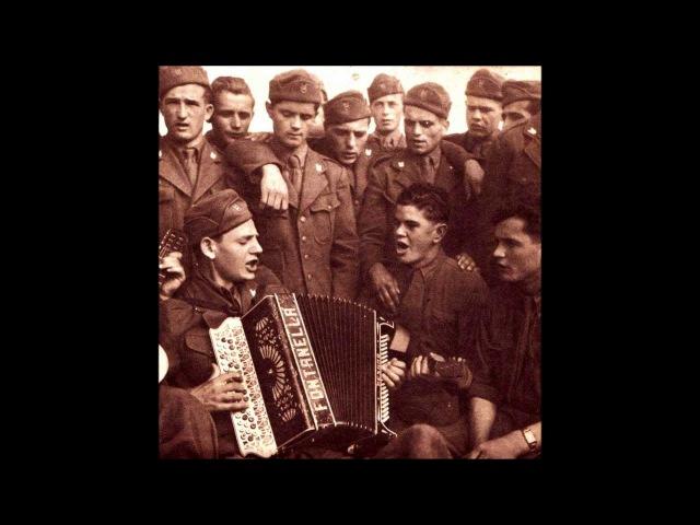 Ustaški bećarac ( ... kolo igra, tamburica svira ... )