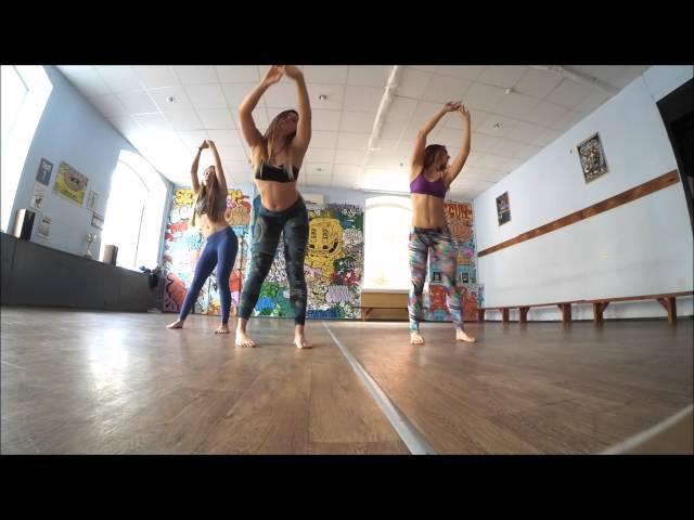 AIDONIA – NUH BORING GYAL by Katrin WOW (new female steps)