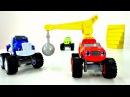 Compilation pour enfants de 40 min avec les voitures jeux de sable déballage