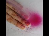 Лак-спрей China Glaze Magenta Shimmer by @katty.nails.love