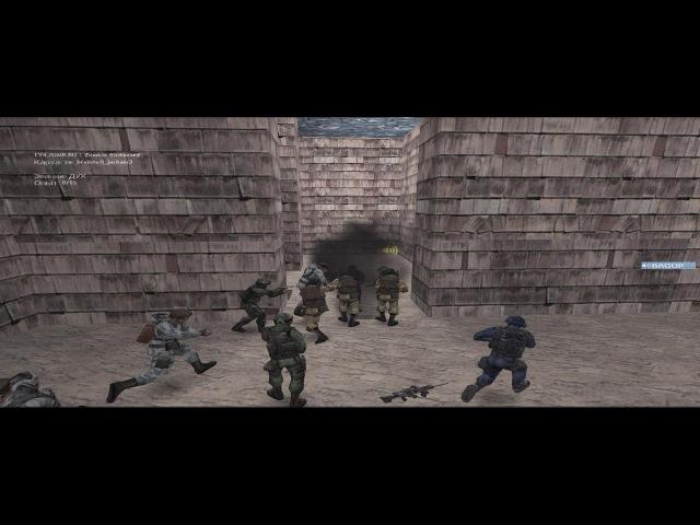 Играем на EViLZOMB.RU | Zombie Biohazard