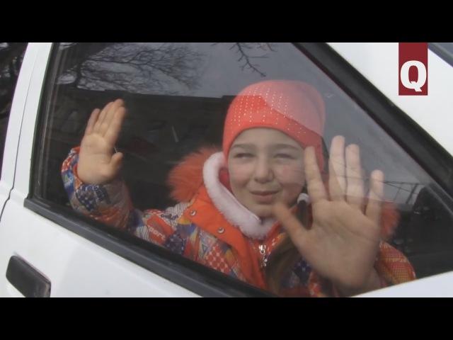 Социальный эксперимент Не оставляйте ребёнка в машине
