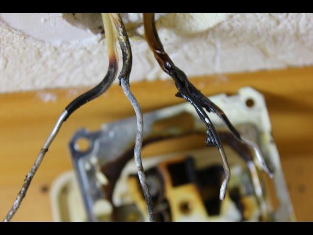Почему надо менять алюминиевую проводку?