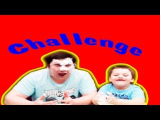 Челлендж. Угадай или Съешь. Challenge. Guess or Eat
