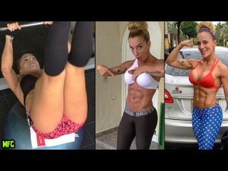 GUILLOLA GONZALES - Fitness Model: Burn Fat & Build Lean/Ripped Muscle @ Colombia