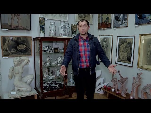 Где Идем Одесское художественное училище имени М Б Грекова HD