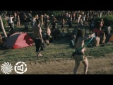Hallucinogen - Snarling Black Mabel (LOUD &amp Domestic Remix) - Ozora Festival 2016